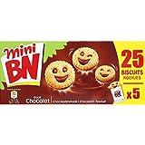 Bn Mini Biscuit Fourrés Goût Chocolat - ( Prix Par Unité ) - Envoi Rapide Et Soignée