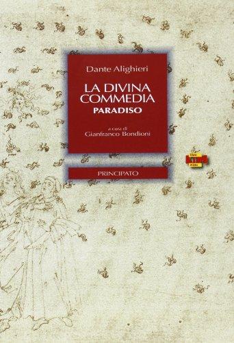 La Divina Commedia. Paradiso. Con espansione online. Con CD-ROM