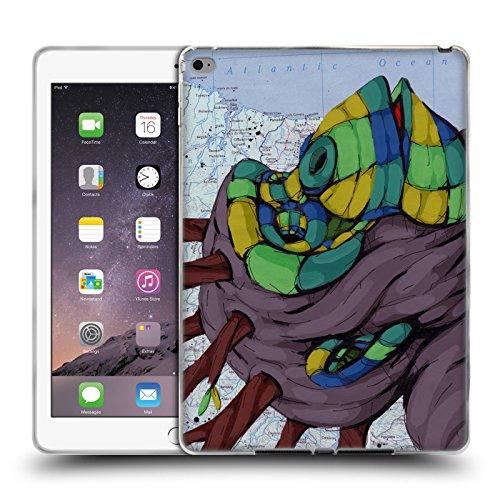 Offizielle Ric Stultz Neugeist-Bewegung Tiere Soft Gel Hülle für Apple iPad Air 2