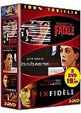 Obsession fatale / Les Nuits avec mon ennemi / Infidèle - Coffret 3 DVD
