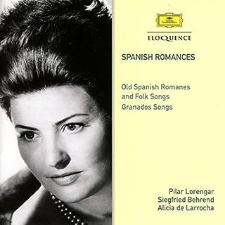 Spanish Romances by Lorengar (B06XWTKQ45) | Amazon Products
