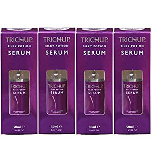 Trichup Silky Potion-Serum -Natural moisturizer-Repair dry and damage Hair