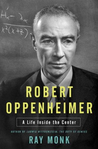 J. Robert Oppenheimer: Shatterer Of Worlds