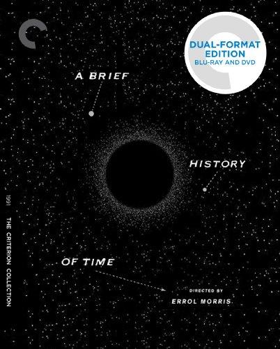 Preisvergleich Produktbild Criterion Collection: A Brief History of Time [Blu-ray] [Import]