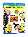 Despicable Me 3 [Blu-Ray]+[Blu-Ray 3D] [Region Free] (English audio. English subtitles)