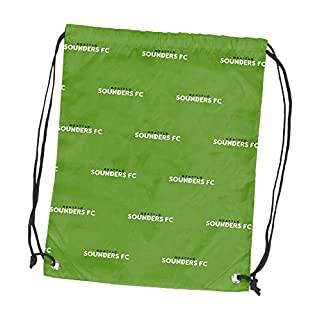 MLS doubleheader Backsack von Logo Marken, unisex, lime