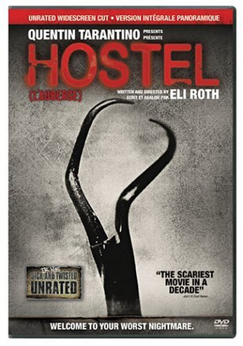 Hostel (Unrated Widescreen Edition) (Hostel Dvd)