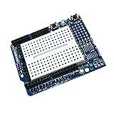 Sharplace Breadboard Plaque Platine Carte Essai PCB Test Planche à Pain DIY Pour Arduino