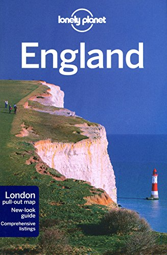 England: Country Guide (Country Regional Guides) (Planet Lonely Manchester)