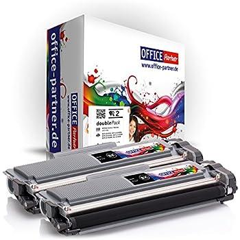 2x Compatible Toner Brother TN2320BK (noir) - Supérieure Qualité Toner pour BROTHER DCP-L 2500 D / 2500 Series / 2520 DW / 2540 DN / 2560 DW / 2700 DW / HL-L 2300 D / 2300 Series / 2320 D / 2321 D / 2340 DW / 2360 DN / 2360 DW / 2361 DN / 2365 DW / 2380 DW / MFC-L 2701 / 2700 DW / 2700 Series / 2701 DW / 2703 DW / 2720 DW / 2740 CW / 2740 DW