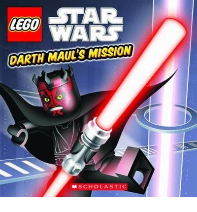 (LEGO STAR WARS: DARTH MAUL'S MISSION) BY SCHOLASTIC, INC.(AUTHOR)Paperback Sep-2011