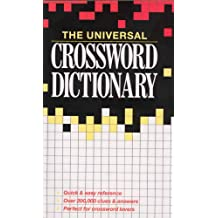 The Universal Crossword Dictionary
