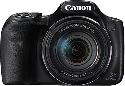 Canon PowerShot SX540 HS - Cámara digital de 20.3 Mp (pantalla de 3