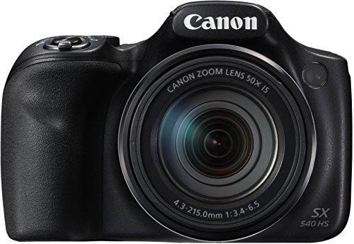 Canon PowerShot SX540 HS - Cámara Digital de 20.3 MP...