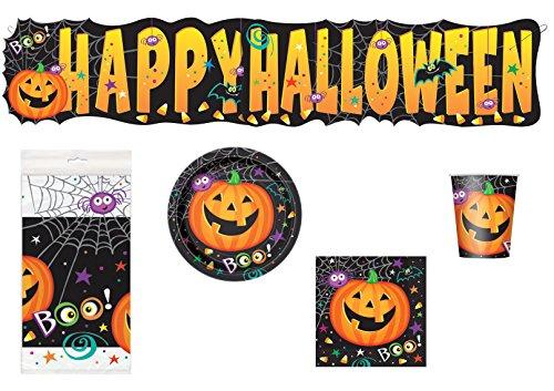 Halloween Partyset