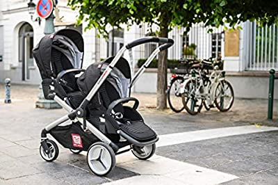 Red Castle Kinderwagen Evolutwin