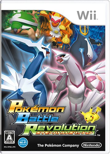 Pokémon Battle Revolution [JP Import]