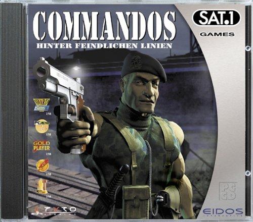 Commandos: Hinter feindlichen Linien [Software Pyramide]