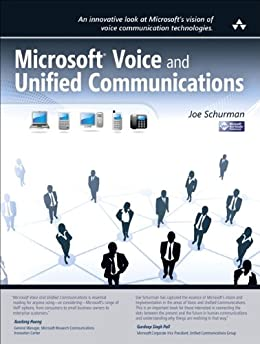 Microsoft Voice and Unified Communications de [Schurman, Joe]