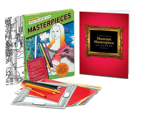 Masterpieces: Delux Start Exploring Kits