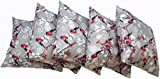 #9: homeland@dreamsunlimited Jenny Cushions Cover 40Cms X 40Cms - Set of 5