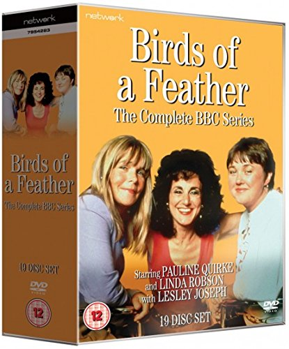 Birds of a Feather: The Complete BBC Series [19 DVDs] [UK Import] (Feather Serie)