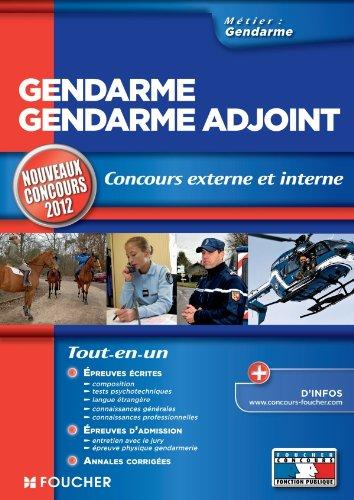 Gendarme - Gendarme Adjoint Nouveau concours 2012