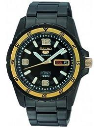 Seiko De los Hombres Seiko 5 Sports Reloj SNZG75K1 01a60fc20244