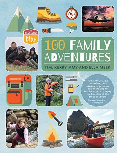 100 Family Adventures (Meek Family) por Tim Meek