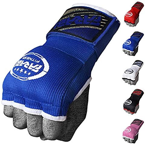 Farabi Hybrid Weight Lifting Gym Fitness Workout Inner Gloves Bar