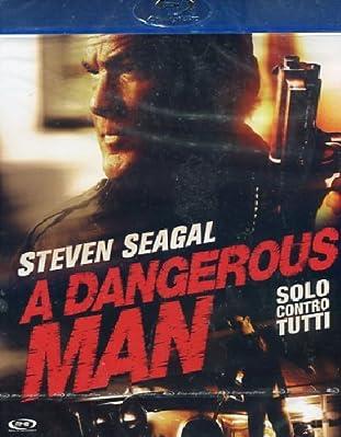 Mondo Home Entertainment Brd dangerous man (a) - solo contro tut.Dopo aver scontato sei anni di reclusione per un crimine che non ha commesso, Shane Daniels (Steven Seagal) viene rilasciato con scuse formali da parte dello stato dell'Arizona. Nel suo...