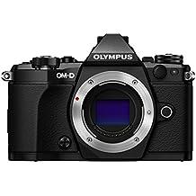 "Olympus E-M5 MarkII - Cámara EVIL de 16.1 Mp (pantalla táctil 3"", estabilizador óptico, grabación de vídeo Full HD), color negro - Solo cuerpo"