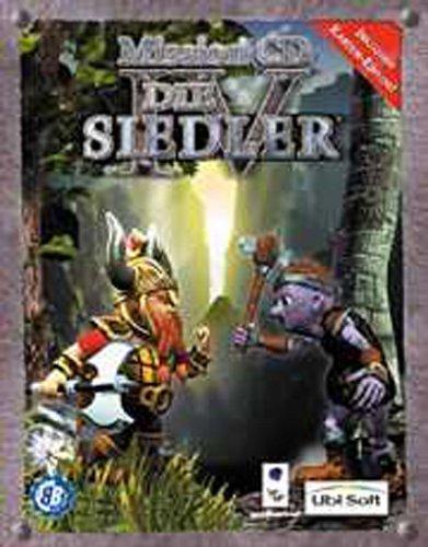 Die Siedler 4: Mission-CD
