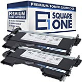 eSquareOne eSquareOne Compatible High Yield Toner Cartridge for Brother TN420 TN450 (Black, 2-Pack)