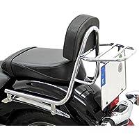 Sissy Bar porte paquet Fehling Honda Shadow VT 125 C 99-09