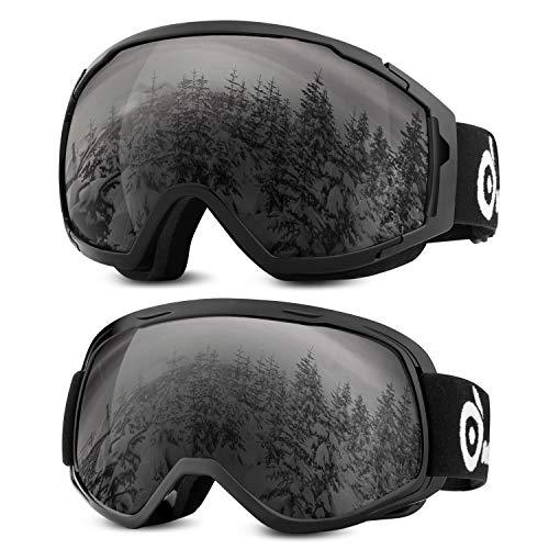 Odoland Gafas de Esquí 2 x Pzas