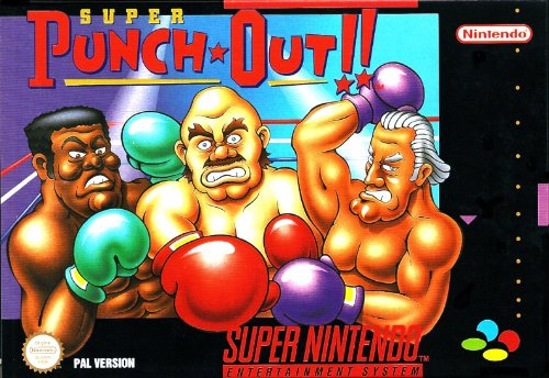 Super Punch Out SNES