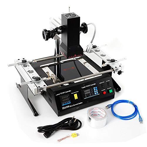 IR6500 Infrarot BGA Überarbeitungsstation SMD SMT Löten Heizung Schweißmaschine PS3 (Ps3-ir-steuerung)