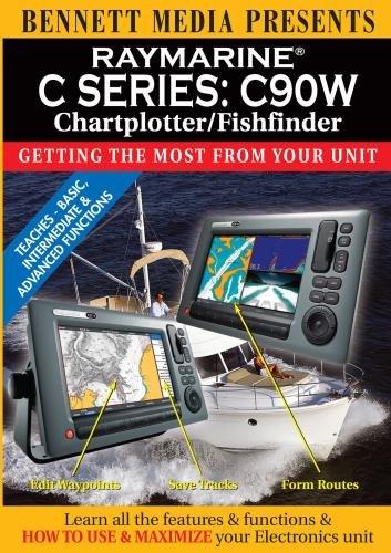 Raymarine C Series: C90W CHARTPLOTTER / FISHFINDER Raymarine-tv