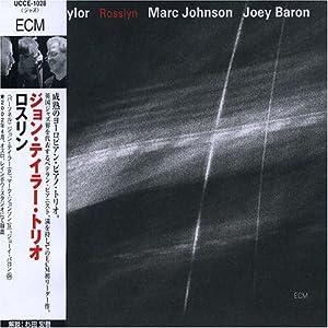 John Taylor Trio -  Rosslyn