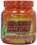 Ironmaxx 100% Amino Essentials Green Apple, 1er Pack (1 x 550 g)