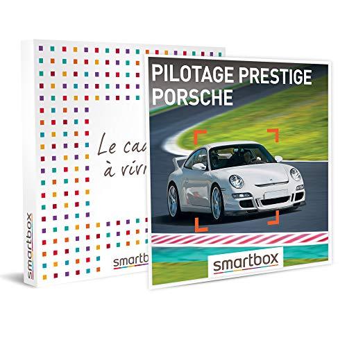 SMARTBOX - Coffret cadeau - Pilotage prestige Porsche - idée cadeau - Un stage de...