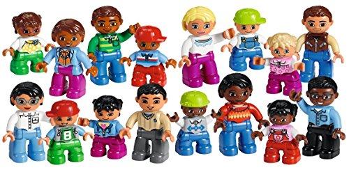 Set Menschen der Welt (Set Menschen Lego)