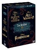 Tim Burton 3D collection(2D+3D);The Nightmare Before Christmas;Tim Burton 3D collection