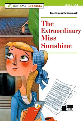Extraordinary miss sunshine. Livello A2. Con app. Con CD-Audio (Green Apple - Life Skills) por Jane Cammack