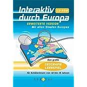 Interaktiv durch Europa