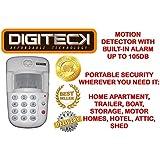dgt035-motion avec clavier numérique programmable de sécurité alarme de sécurité Détecteur de code à 6chiffres