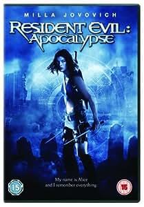 Resident Evil - Apocalypse [DVD] [2004]