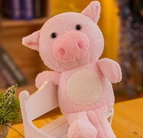 IU Desert Rose Niedliches Plüschtier 30 cm Plüsch Schwein Stofftier Stofftier Schwein Puppe Plüsch Soft Schwein Geschenk Für Kinder Chidlren (Rosa)