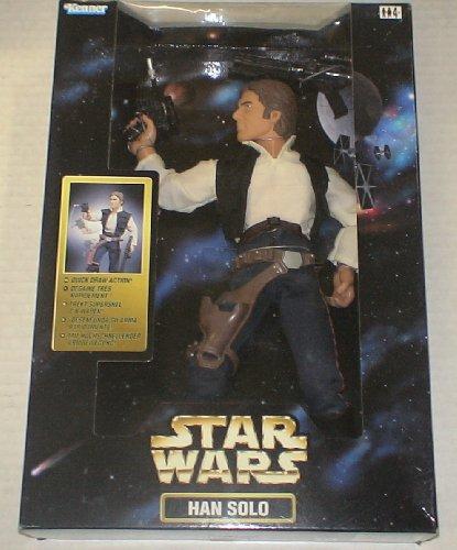 Luke Skywalker with Lightsaber Action